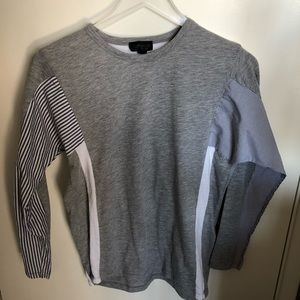 Top Shop patch work long sleeve